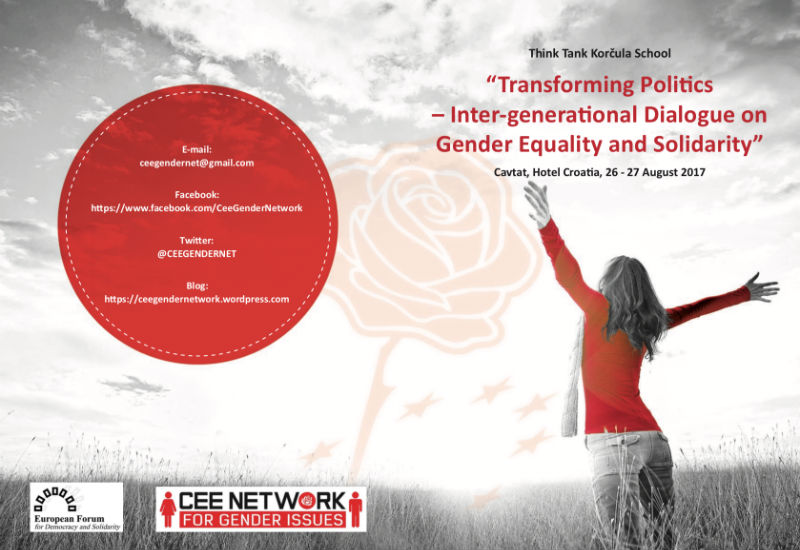 Inter-generational Dialoque on Gender Equality and Solidarity