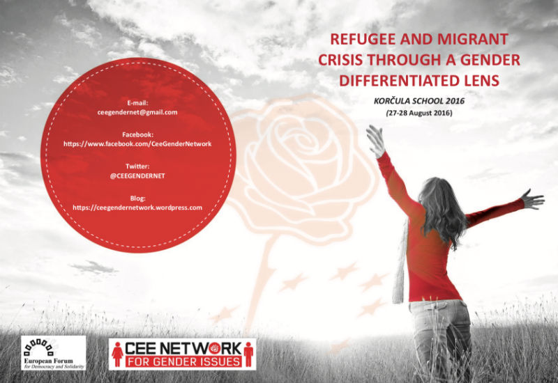 Refugee & Migrant Crisis through a Gender Differented Lens